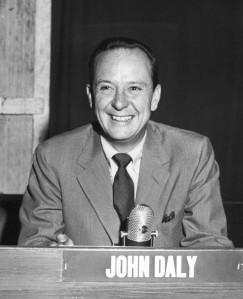 John Daly 1952