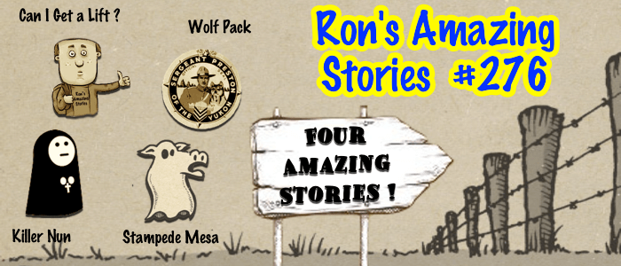 Four Amazing Stories
