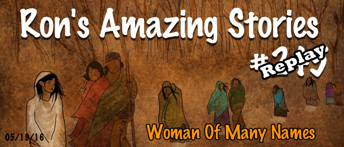 Replay – A Woman of ManyNames