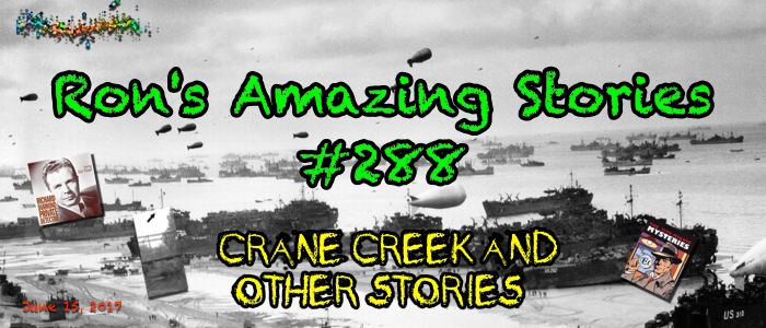 RAS #288 - Crane Creek and Other Stories