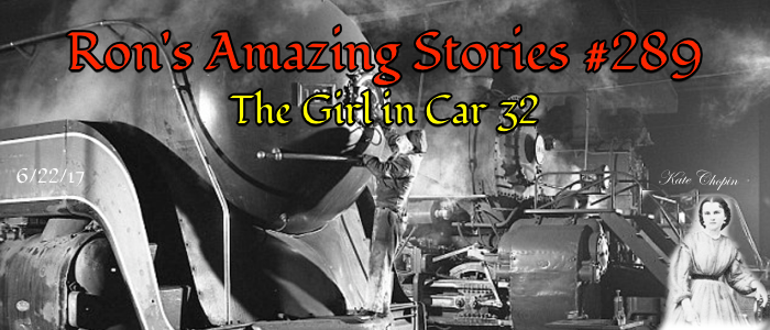 The Girl in Car 32