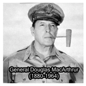 MacArthur in the 1940s