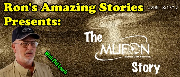 RAS #295 - The MUFON Story