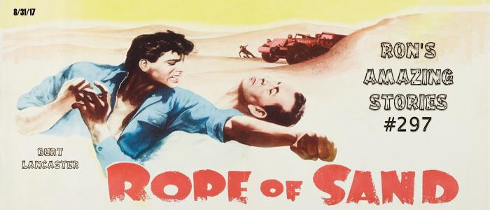 RAS #297 - Rope of Sand