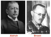 Aldrich and Brown