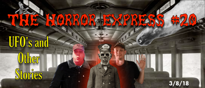 The Horror Express - UFOs and Other Stories