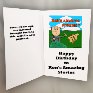 RAS Birthday Card