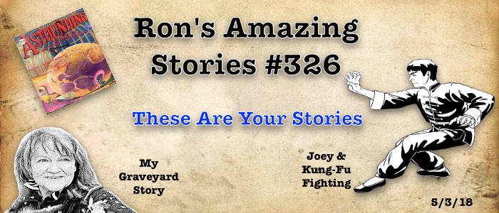 RAS #326 - These Are Your Stories