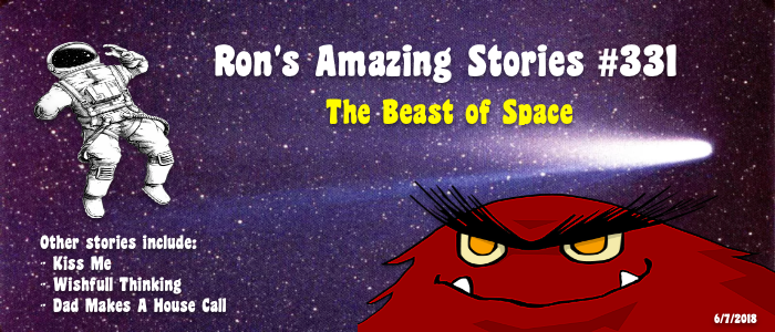 RAS #331 - The Beast Of Space