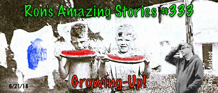 RAS #333 - Growing Up!