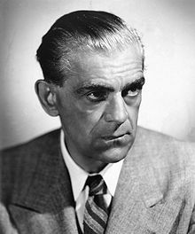 Boris Karloff 1950