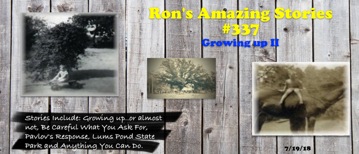 RAS #337 – Growing Up 2