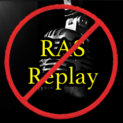 No Replays on Ron's Amazing Stories!