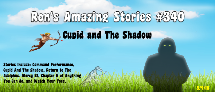 RAS #340 - Cupid and the Shadow Man.