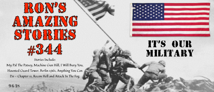 RAS #344 – It's Our Military!