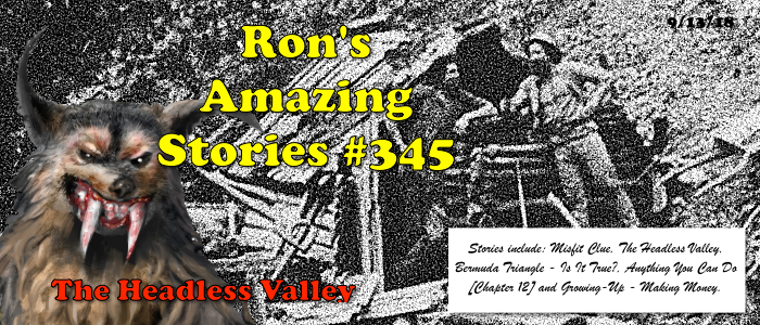 RAS #345 - The Headless Valley