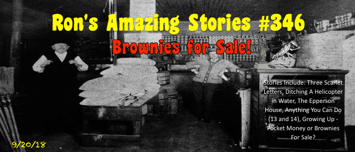 RAS #346 - Brownies For Sale!