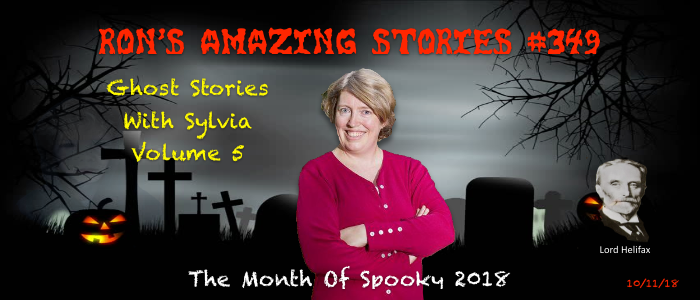 RAS #349 - Ghost Stories with Sylvia - Volume 5