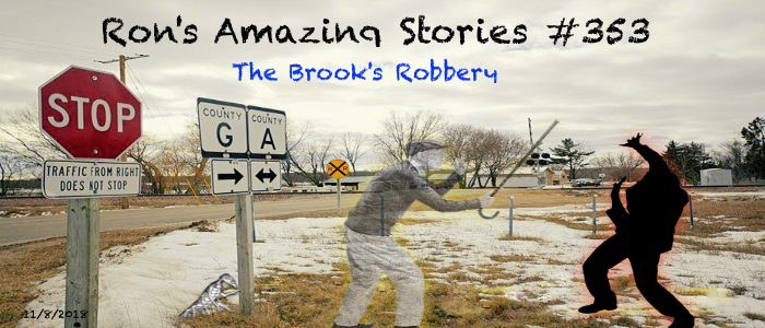 RAS #353 - The Brooks Robbery