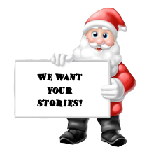 Santa Wants Your Stories!