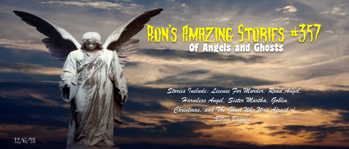 RAS #357 - Of Angels and Ghosts