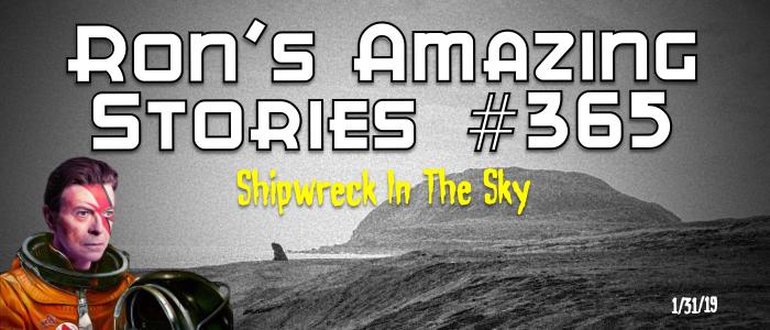 RAS #365 – Shipwreck In TheSky