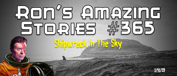 RAS #365 - Shipwreck In The Sky