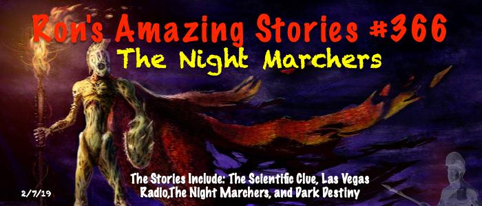 RAS #366 – The NightMarchers