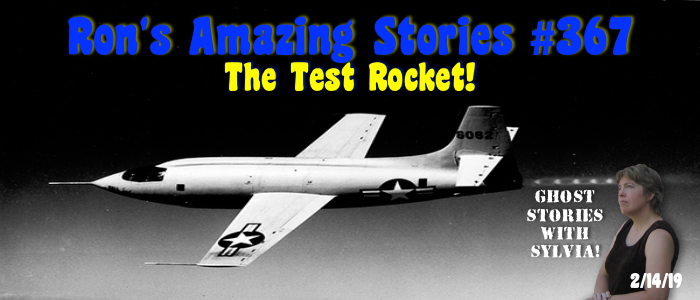 RAS #367 – The Test Rocket
