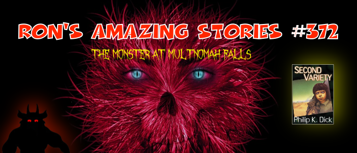 RAS #372 - The Monster Of Multnomah Falls
