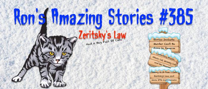 RAS #385 - Zeritsky's Law