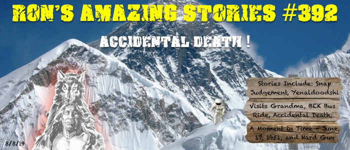RAS #392 - Accidental Death