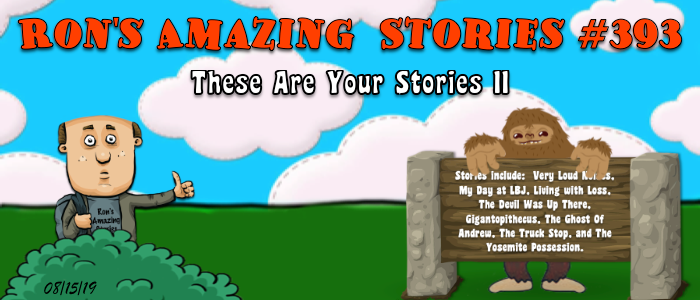 RAS #393 - These Are Your Stories II