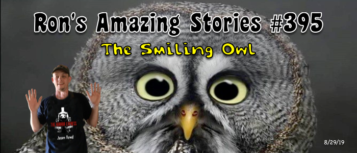 RAS #395 - The Smiling Owl