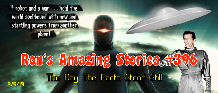 RAS #396 - The Day The Earth Stood Still