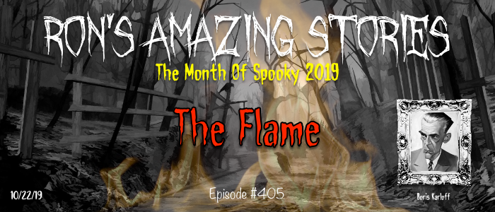 RAS #405 - The Flame
