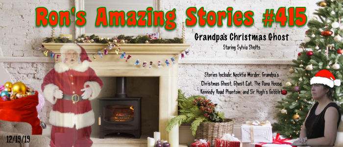 RAS #415 – Grandpa's Christmas Ghost