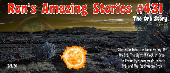 RAS #431 - The Orb Story
