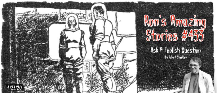 RAS #433 - Ask A Foolish Question