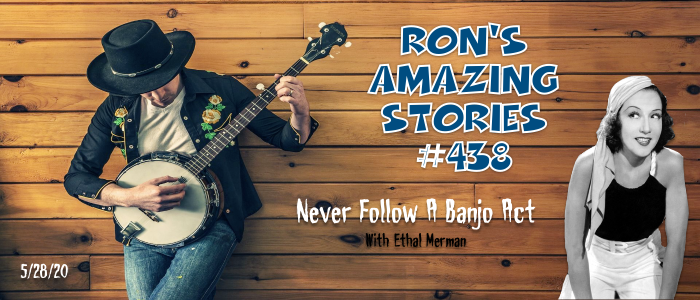 RAS #438 - Never Follow A Banjo Act!