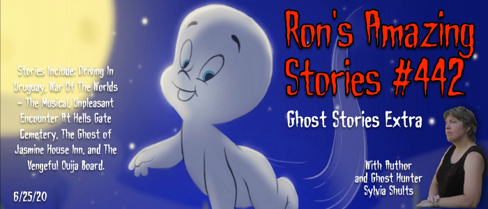 RAS #442 - Ghost Stories Extra!