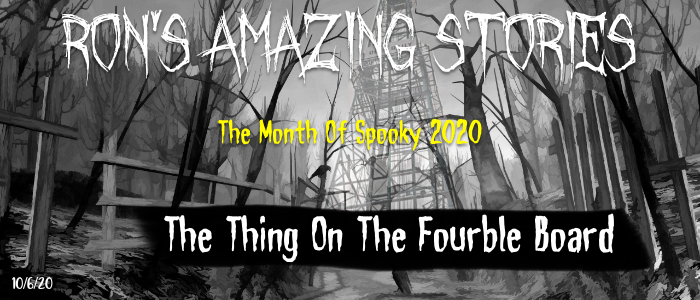 RAS #457 - Month Of Spooky 2020 Special