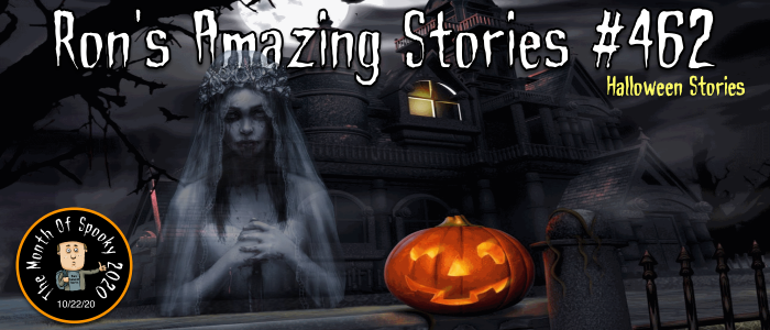 RAS #462 - Halloween Stories!