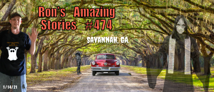 RAS #474 – Savannah Georgia
