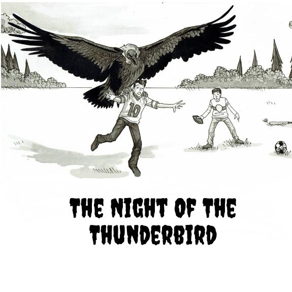 The Night Of The Thunderbird